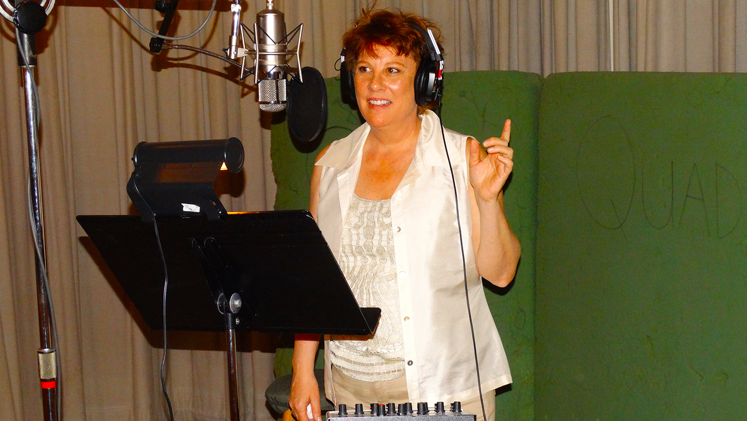 Amy Otey Voice Over Expert
